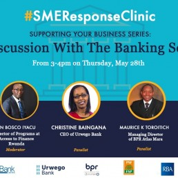 A Discussion with the Banking Sector